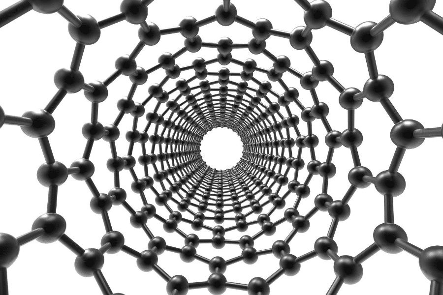 graphene tube