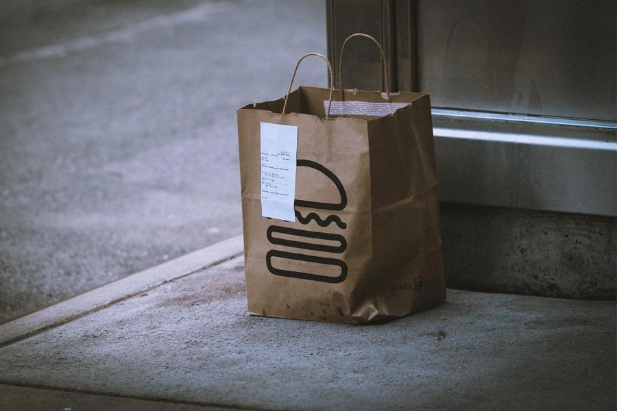 heartland paper bag