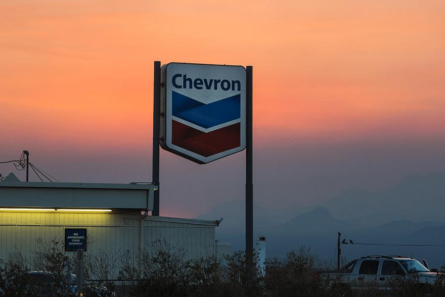chevron sustainability 2